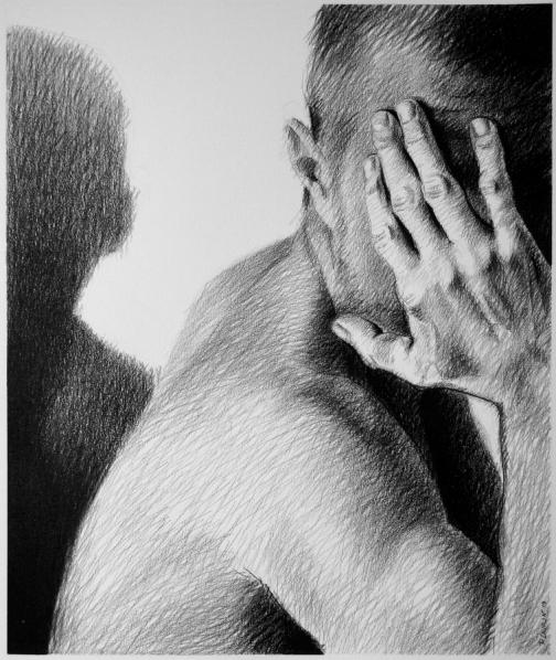 PL_La part de l'ombre_étude 6_2009_pierre noire n&b (900px)