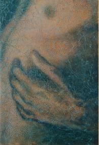 Fragmento de cuerpo I,2000 32x22