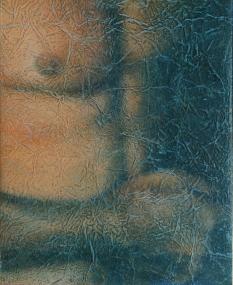 Fragmento de cuerpo II,2000 27x22