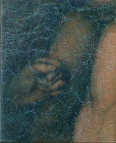 Fragmento de cuerpo IV,2000 27x22