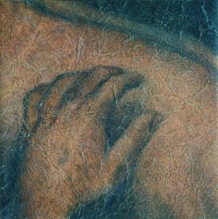 Fragmento de cuerpo V,2000 22x22