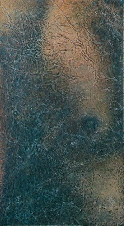 fragmento de cuerpo VII,2000 27x15